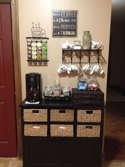 coffee bar decor ideas pinterest