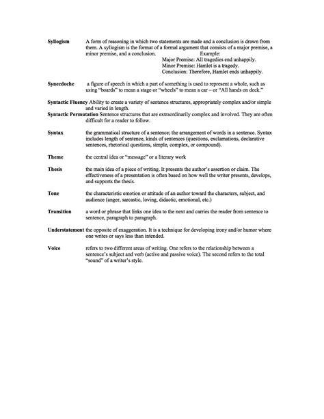 worksheet rhetorical devices worksheet worksheet