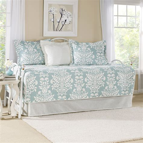 Laura Ashley Daybed Bedding by Laura Ashley Rowland Blue Daybed Set From Beddingstyle Com