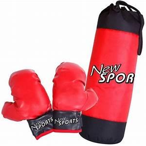 Boxsack Für Kinderzimmer : new sports boxsack mit boxhandschuhe g nstig online kaufen ~ Watch28wear.com Haus und Dekorationen