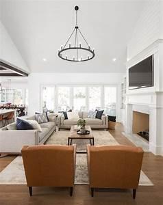 Moderne Wohnzimmer Layouts
