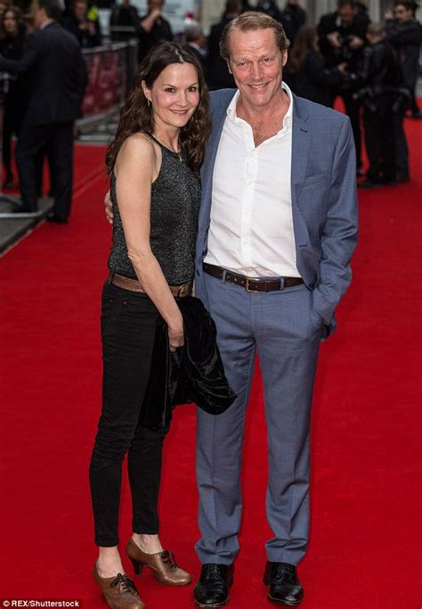 Iain Glen is a far cry from his Game Of Thrones hard man