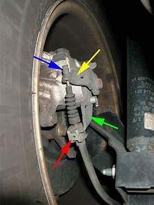 Vw Jetta Parking Brake Loose After Rear Brakes Replaced
