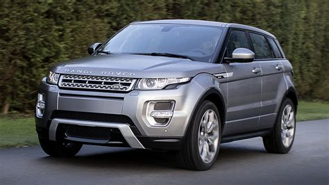Range Rover Evoque Autobiography Dynamic 2018 Wallpapers