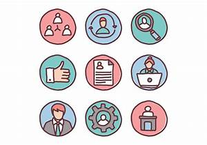 Colorful Cpa Icons