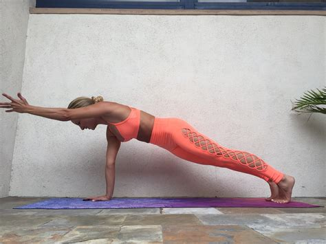 8 Yoga Poses For Strong Arms & Abs