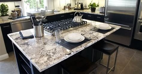 cream delicatus granite bianco    white river      kitchens