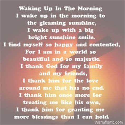 Waking Up With Him Quotes