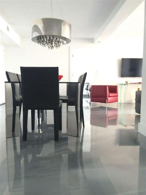 epoxy flooring ideas  pros  cons digsdigs