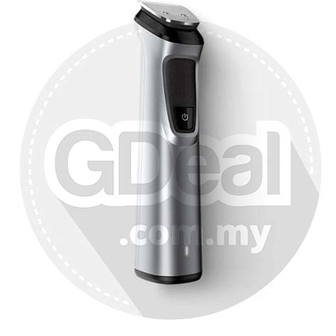 philips multigroom series      face hair body mg