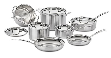 induction cookware sets stainless steel buying guide saucepans