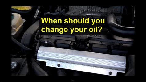 How Often Should You Change The Oil In Your Car Or Truck