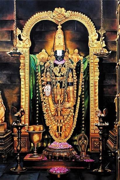Balaji Lord Bhagwan Venkateswara God Tirupati Wallpapers