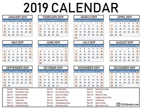 school year calendar template year