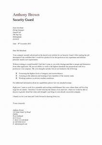 security guard cover letter resume covering letter text With sample cover letter for security guard with no experience