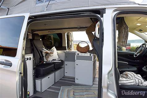 mercedes benz metris motor home camper van rental