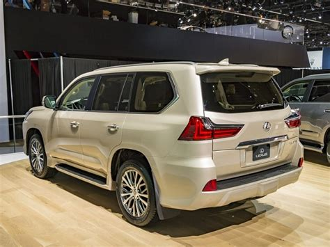 Lexus Jeep 2020 by 2020 Lexus Lx 570 Release Date Redesign Price Suv Project