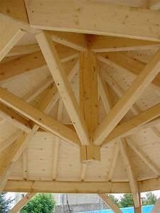 travaux de charpente couverture ossature bois bardage With amenagement de jardin photos 13 charpente