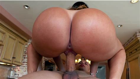 Chubby Mom With A Big Booty Takes A Ride On Sons Dick For