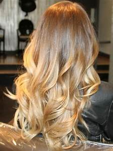 Haircolor ombre blonde ombrehair beauty hair
