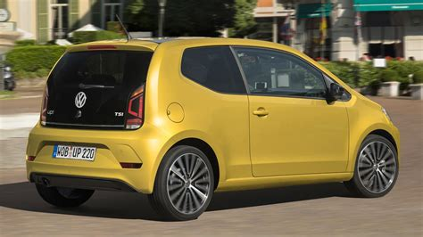 Volkswagen Car : Vw Up 1.0 Tsi 90 (2016) Review