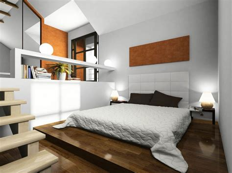 decorating  small functional bedroom