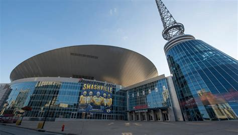 bridgestone arena  nashville tn tennessee vacation