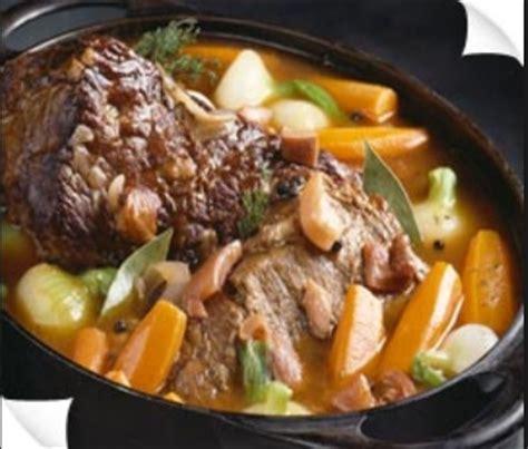la recette du pot au feu 28 images recette pot au feu plats pot au feu facile recette de