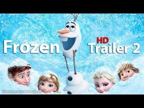 frozen trailer  images  release