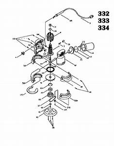 Porter Cable Sander Parts