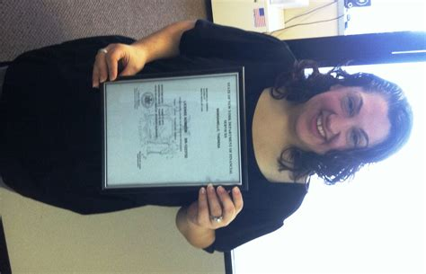 The new york department of financial services says that in order to. Theresa Gets Her NY Property and Casualty Broker License!