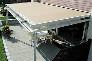 Terrassenüberdachung Alu Mit Beschattung : airomatic ps4000 wintergartenmarkise beschattung ~ Whattoseeinmadrid.com Haus und Dekorationen