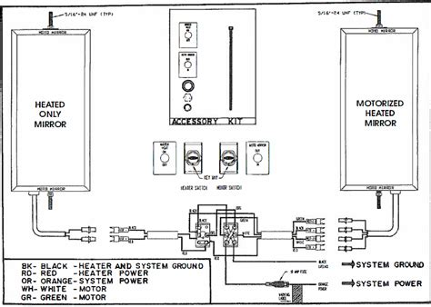 Freightliner Classic Ignition Switch Wiring Schematic by Motomirror
