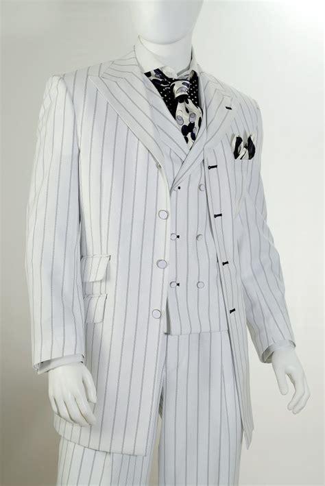 steven land mens gray rust stripe  piece suit henry sl