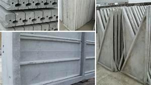 garages en beton prefabriques sodibat vienne 86 With garage en plaque beton a monter