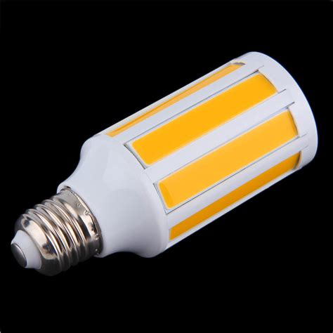 ultra bright e27 15w cob led corn bulb white warm white