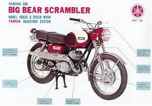 1969 Yamaha Dt250