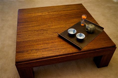 Modern Japanese Coffee Table  Coffee Table Design Ideas