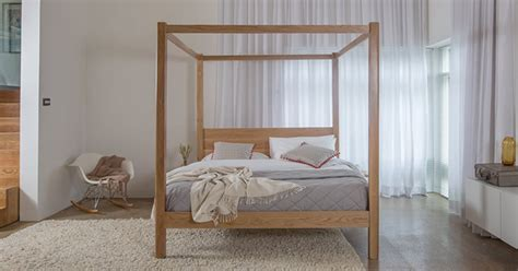 bed frame no box four poster bed get laid beds
