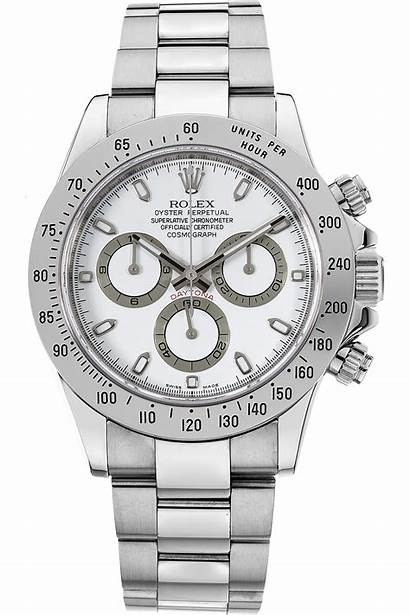 Rolex Daytona Steel Stainless Strap Rubber Replacement