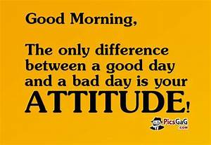 FUNNY GOOD MORN... Good Bad Day Quotes