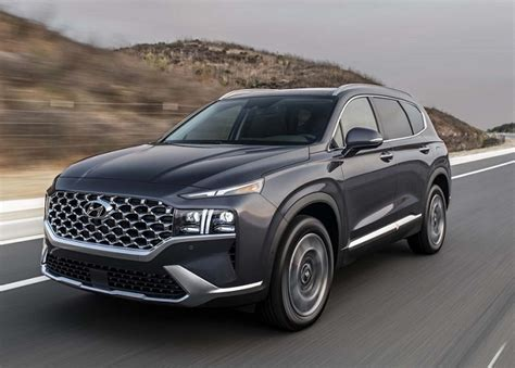 Maybe you would like to learn more about one of these? 2022 Hyundai Santa Fe: News, Performance, Equipment, Price ...
