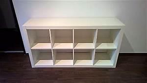 Ikea Regal Weiß Metall : ikea kallax regal raumteiler weiss 77x147 eur 49 00 picclick de ~ Markanthonyermac.com Haus und Dekorationen