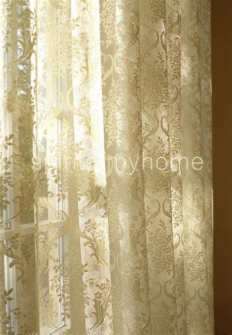 1000 ideas about net curtains on lace