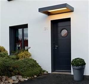 large choix de portes d39entree creation sur mesure belle With entree de maison exterieur 7 pose porte dentree aluminium isolation et renovation