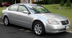 Evolution Of The Nissan Altima