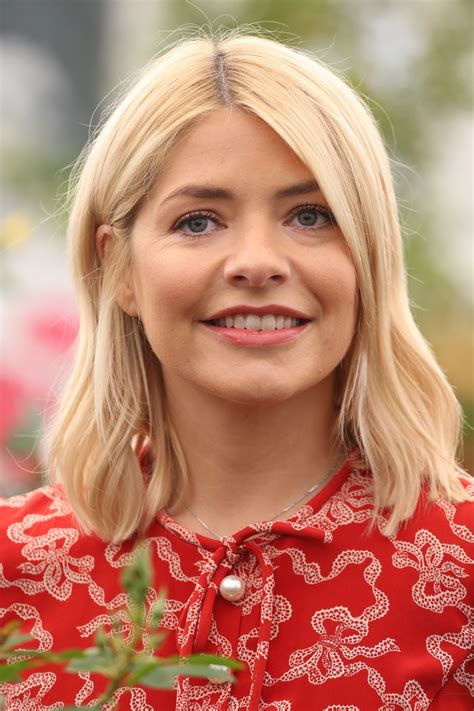 Holly Willoughby 2018