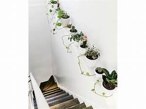 emejing deco cage escalier interieur ideas design trends With couleur pour une cage d escalier 5 deco cage escalier entree