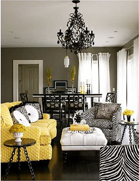 zebra living room decor animal print interior decor for a look of your home