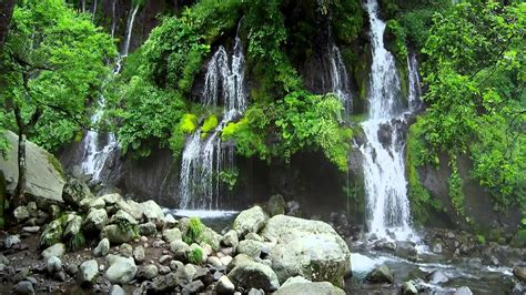 Wallpaper Of Waterfall by Waterfall 5 Background Hd 1080p